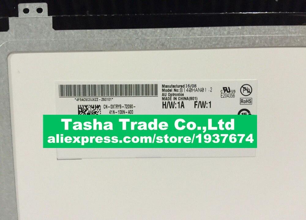 ФОТО B140HANO1.2 AUO AU Optronics  LCD Laptop Screen Matte eDP 30pin New Original High Quality Test Befor Shipment
