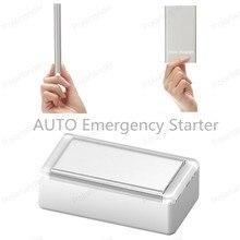 Автомобильный усилитель Автомобиля скачок StarterJumper Аварийный Пуск Портативный Внешний Блок питания Зарядное Устройство Источник Питания для Ноутбуков Tablet Телефон
