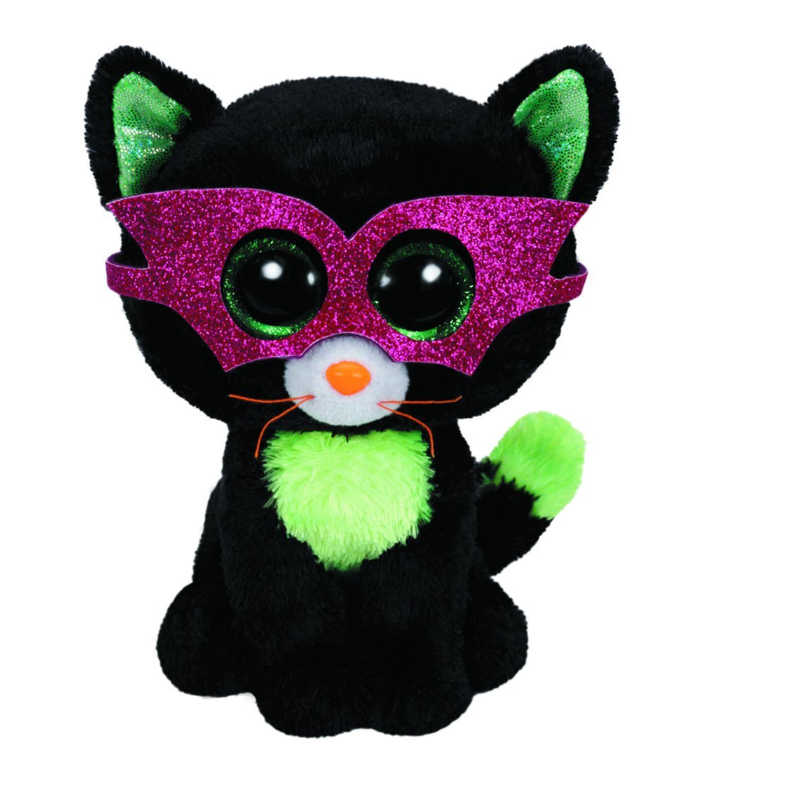 a8394a99e0a Detail Feedback Questions about Ty Beanie Boos Jinxy Black Cat Plush  Regular Stuffed Animal Collectible Soft Big Eyes Doll Toy on Aliexpress.com
