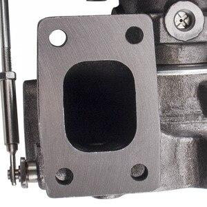 Image 5 - GT2871 GT2871R GT2860 SR20 CA18DET שמן + מים קירור טורבו Tubocharger 400 + HP