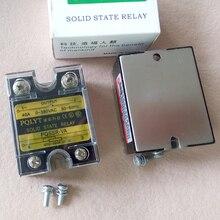 PQLYT качество Макс. 40A SSVR вход 470-560Kohms выход 0-380VAC твердотельный регулятор напряжения SSR-VA