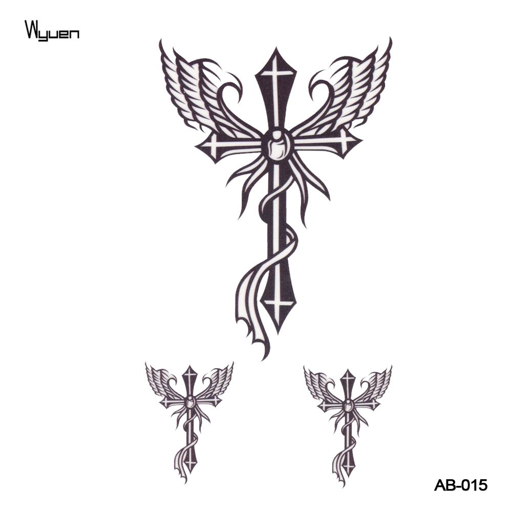 Tatouage croix rose galerie tatouage - Tatouage croix main ...