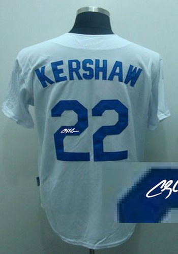f6ceabed39b ... Signature Clayton Kershaw black fashion jersey and so on. baseball  size. MIX ORDER PHOTO. White Blue Grey White Signature ...