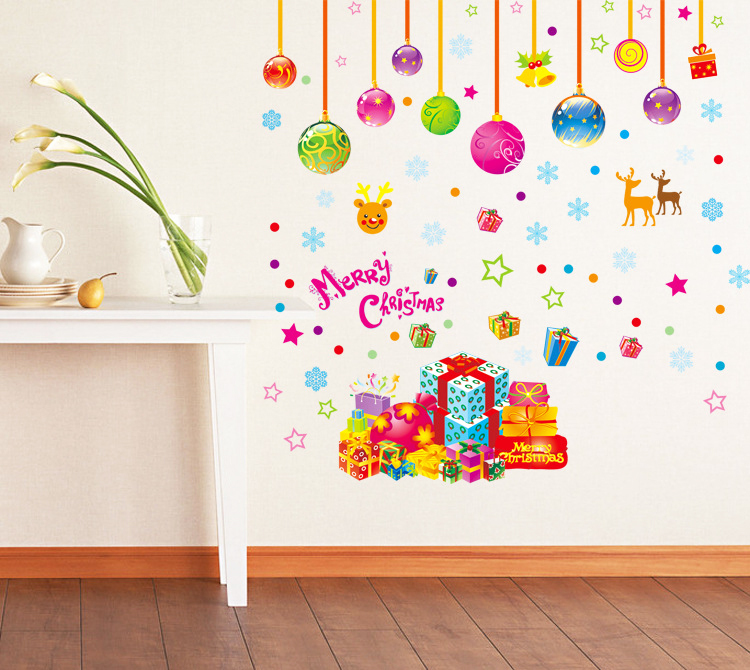 New Merry Christmas Vinyl Wall Decals Home Decor Window - Wall decals 2016