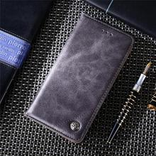 Youthsay For Cover Redmi 7 Case Triangle Route Leather Flip Wallet Phone Xiaomi Bag