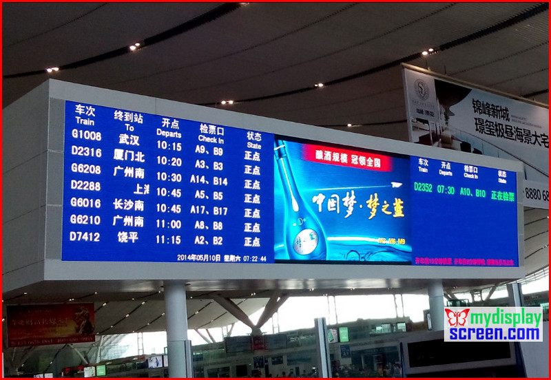 P5 Permanent Install Led Display Indoor Usage Video And