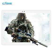 Rusia Envío Libre Tabletas de 10.1 Pulgadas Tablet PC 4G Lte Octa core 4 GB de RAM 64 GB de 5.0 MP Android 6.0 GPS wifi 1920*1200 IPS 4 GB 10