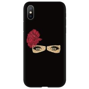 Image 3 - Muçulmano islâmico gril olhos árabe hijab menina caso capa para iphone 11 pro xs max xr x se 2 2020 8 7plus 6s mais 5 caso de telefone