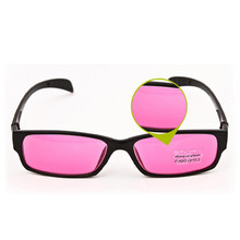 ZXTREE Women Men Color Blindness Glasses Corrective Weakness Blind Card HD Sunglasses Colorblind Drivers Eyewear