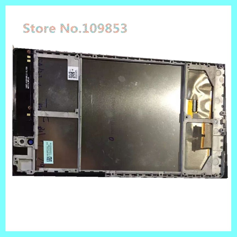 LCD Display +Touch Digitizer with Frame For Asus Google Nexus 7 2013 2nd LCD Screen Assembly Wifi Version new lcd touch screen digitizer with frame assembly for lg google nexus 5 d820 d821 free shipping
