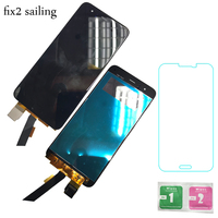 100 Tested Working Super Amoled LCD Display Touch Screen Digitizer Replacement Assembly For Xiaomi Mi 6