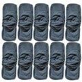 1 unids Bebé Pañales Lavables 5 Capas de Carbón de Bambú Insertar Pañal de Tela de Algodón Al Por Menor 0-2 Años de Edad Chico muchachas Al Por Mayor Reutilizable