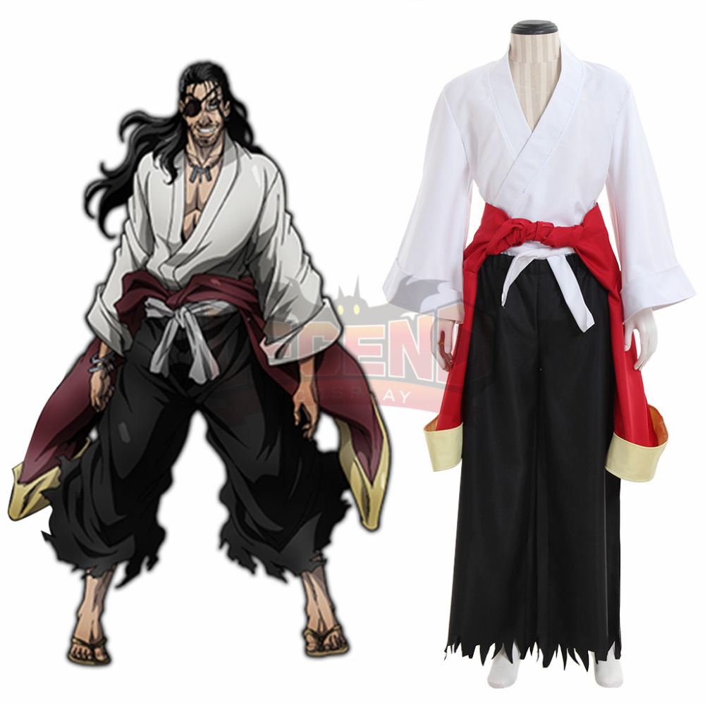 DRIFTERS Oda Nobunaga Cosplay Costume adult costume custom made