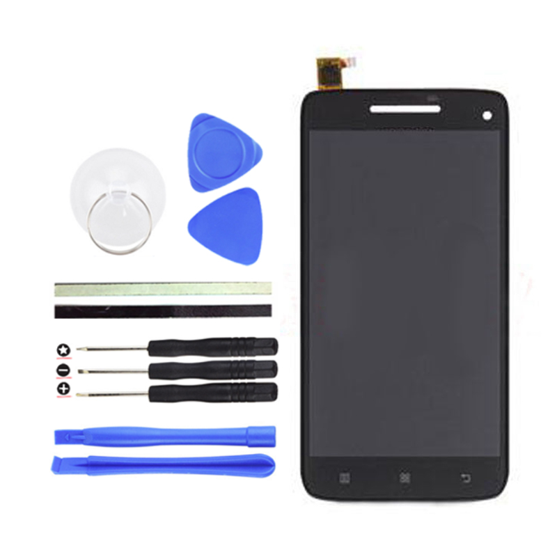 Top Quality For Lenovo LCD Display Touch Screen Digitizer Assembly Replacement For Lenovo S960 Cell Phone Parts+Free Tools high quality 5 3 for lenovo s898 s898t lcd display touch screen digitizer assembly replacement tools free shipping