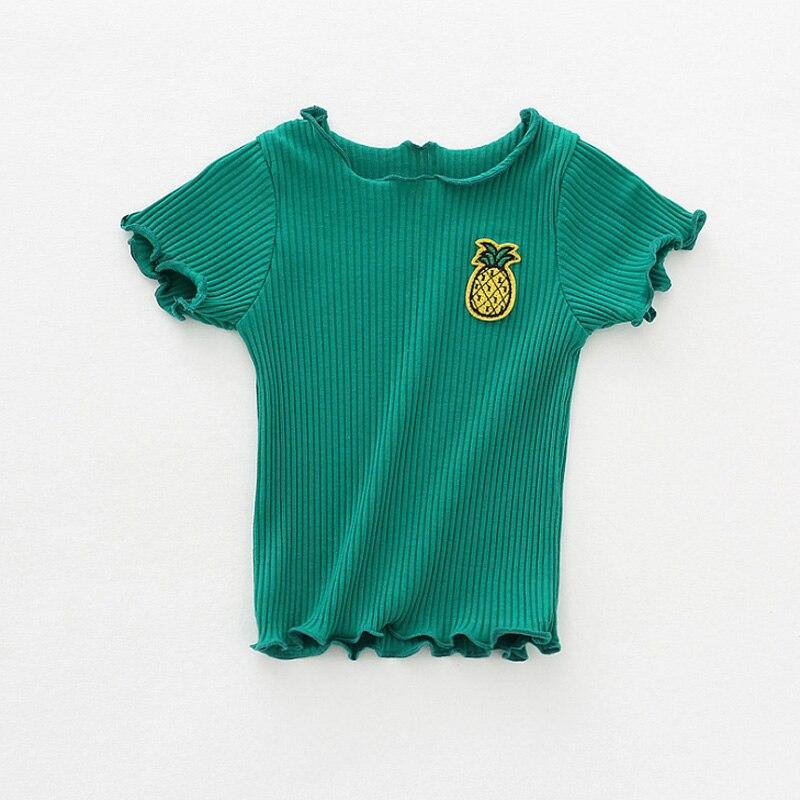 INPEPNOW Girls Tshirt Odzież dziecięca Topy dla dzieci Odzież - Ubrania dziecięce - Zdjęcie 6