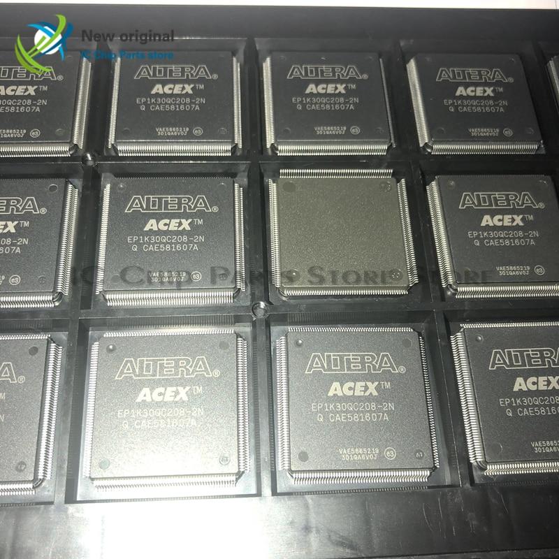 5/PCS EP1K30QC208-2N EP1K30QC208 QFP208 Integrated IC Chip New original5/PCS EP1K30QC208-2N EP1K30QC208 QFP208 Integrated IC Chip New original