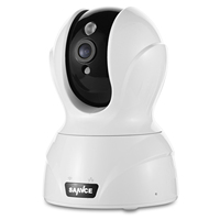 SANNCE 1920 1080P HD Wireless Pan Tilt IP Network IR Home Security Camera 2 Way Audio