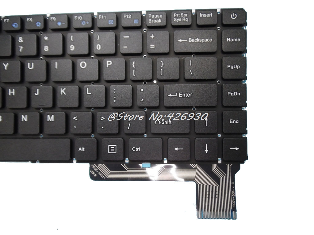 Teclado para jumper ezbook 2 ZX300 C
