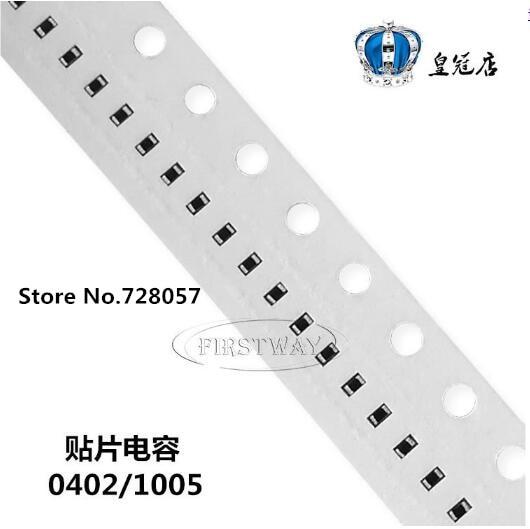 1005 0402 10UF 106M 6.3V 10V 16V 25V 20% X5R 100pcs/lot Free shipping SMD ceramic capacitors realleader м2 1005