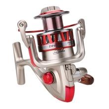 Spinning Fishing Reel CM1000-7000 Series Metal Fishing Reel 5.5:1 10BB + 1 Bearing Balls Spinning Reel Carp Fishing Wheel