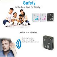 Mini SOS Personal Emergency Rescuer GPS Locator V16 Tracker Elderly Child Satellite Positioning Anti lost Device