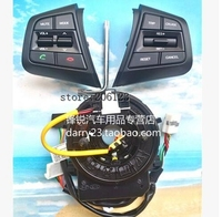For Hyundai ix25 (creta) 1.6L Steering Wheel Cruise Control Buttons Remote Control Volume channel Bluetooth Phone Button lzh