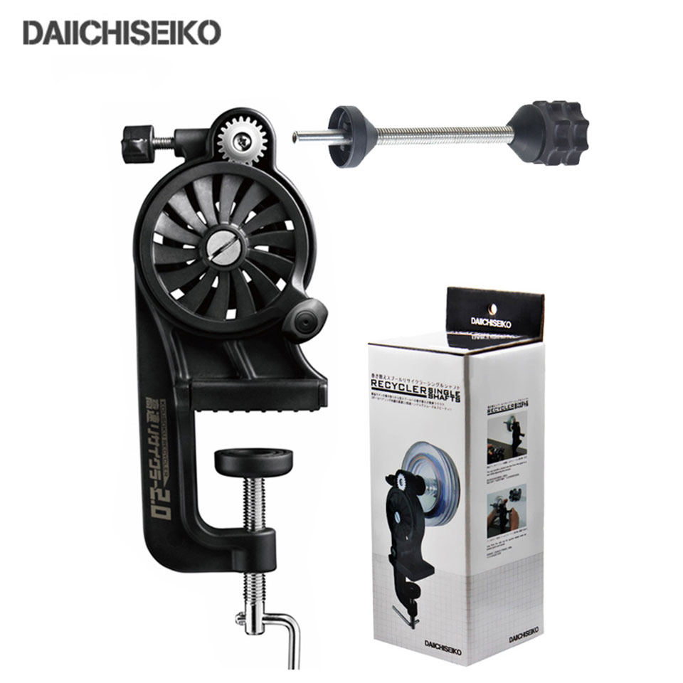 Fishing Line Winder From Japan Recycler To Fishing Line Winder Spooler Machine Spinning Reel Spool Spooling Station System