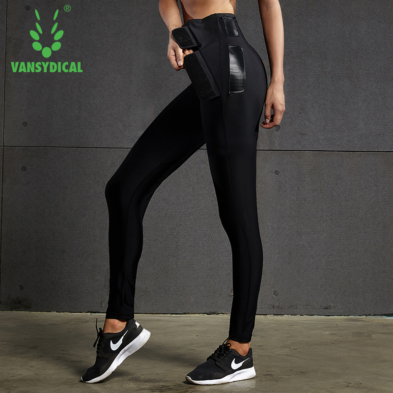 Vansydical Sweat Pants Women High Waist Sports Fitness Pants Running Sweat Slim Stovepipe Explosion Sweat Pants For Women