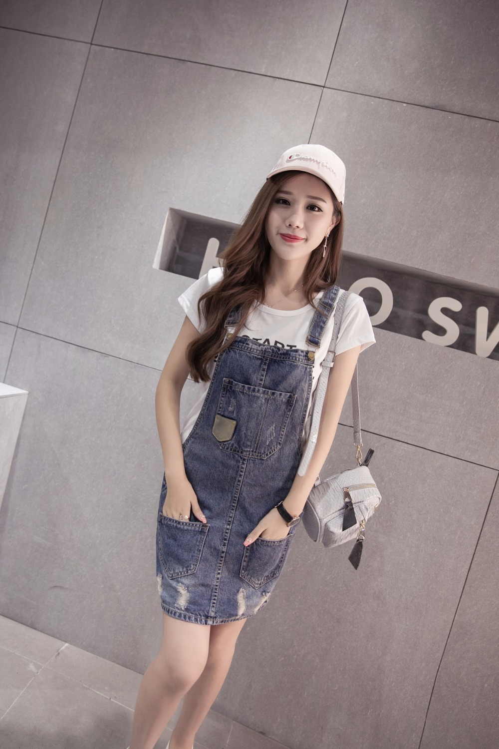 e1f91504e4ce Type Playsuits Decoration Pockets Brand Name Ojssuzen Material Cotton  Pattern Type Solid Model Number 12303. Fabric Type Denim Style Casual