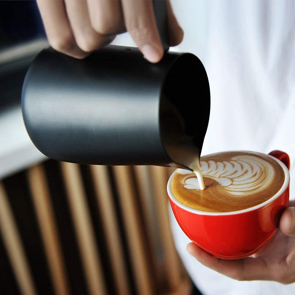 Non-Stick Stainless Steel Pitcher Milk Frothing jug Espresso Coffee Pitcher Barista Craft Coffee Latte Milk Jug Pitcher
