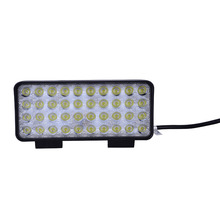 Car Light Bar LED Work Spotlight 120W 40 X 3W IP65 Flood Spot Lamp For Boating Hunting Truck Outdoor Lighting 75w 25x3w 12 24v 7500 lm car led light bar as led work light spotlight spot light led car for boating hunting fishing party ip65
