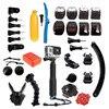 GoPro Accessories Handheld Monopod Buckle Helmet Mount Handle Kit For Gopro HD Hero 3 Hero 2