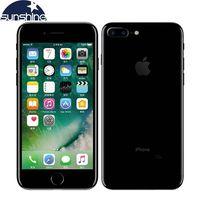 Разблокированный оригинальный Apple iPhone 7/iPhone 7 Plus четырехъядерный мобильный телефон 12.0MP камера 32G/256G/128G Rom IOS Телефон с отпечатком пальца
