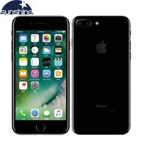 Unlocked Original Apple iPhone 7 / iPhone 7 Plus Quad core Mobile phone 12.0MP camera 32G/128G/256G Rom IOS Fingerprint phone