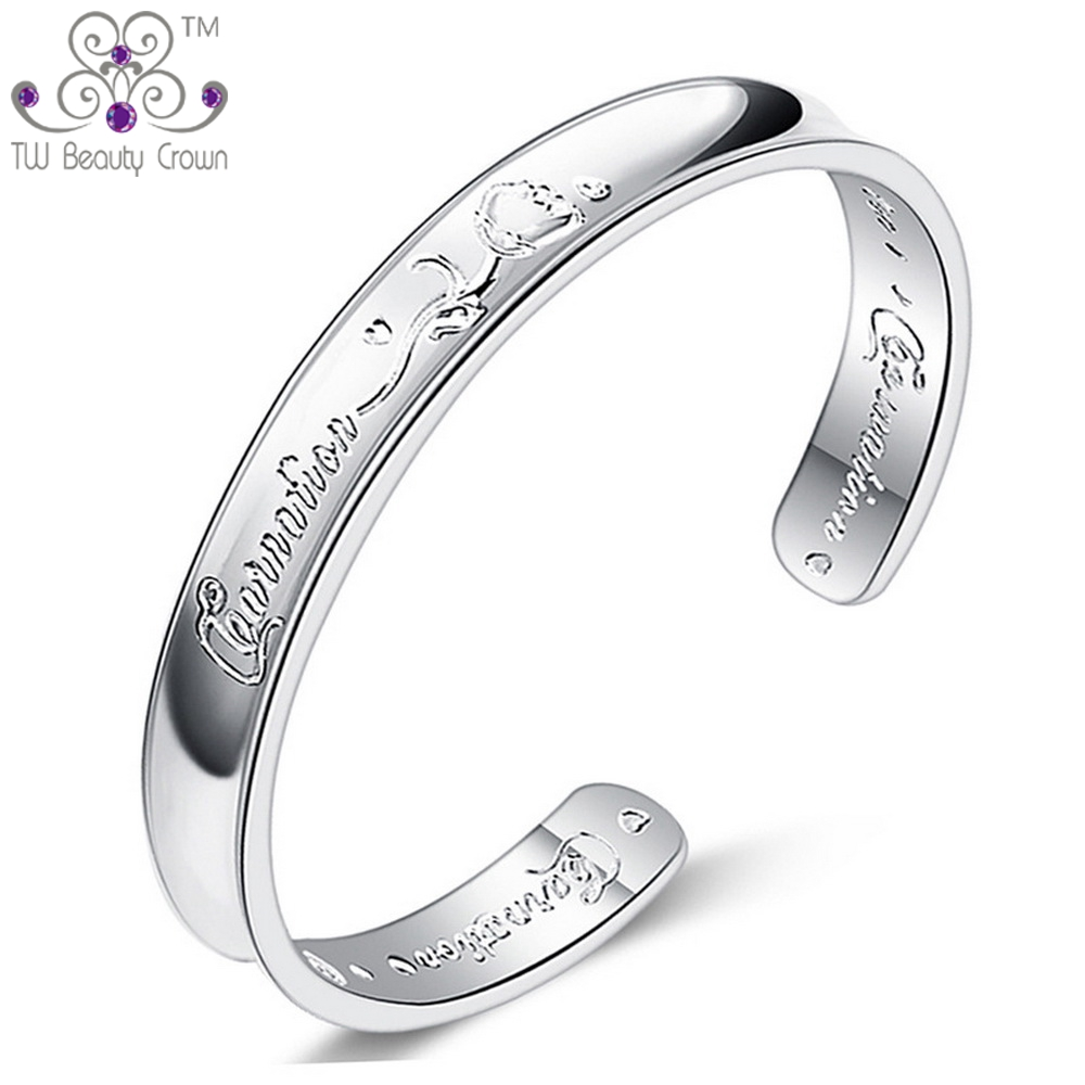 S990 Simple Bangle Young Lady Girls Birthday