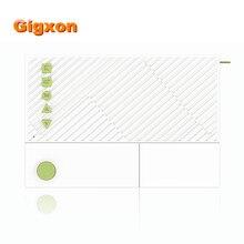 Gigxon-G19 + 400-600lm YG310 proyector digital portátil para viajes de negocios ayuda 1080 P TFT LED LCD proyector de vídeo