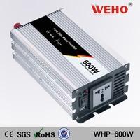 (WHP 600 121)600W 12v dc to ac 110v Pure Sine Wave Inverter