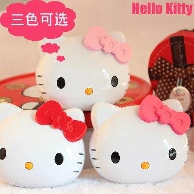 bilder für Cute kitty Hallo lade schatz 12000 Ma Ultra Slim universal handy cartoon weibliche mobile stromversorgung