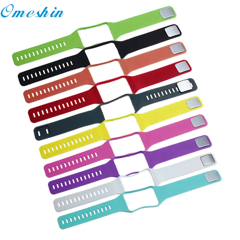 OMESHIN Factory Price Replacement Watch Wrist Strap Wristband for Samsung Galaxy Gear S R750 June17 Drop Shipping