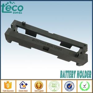 Image 2 - 5Pcs/lot High Quality 1 X 18650 Battery Holder THM With Pins 18650 Battery Storage Box TBH 18650 1C THM