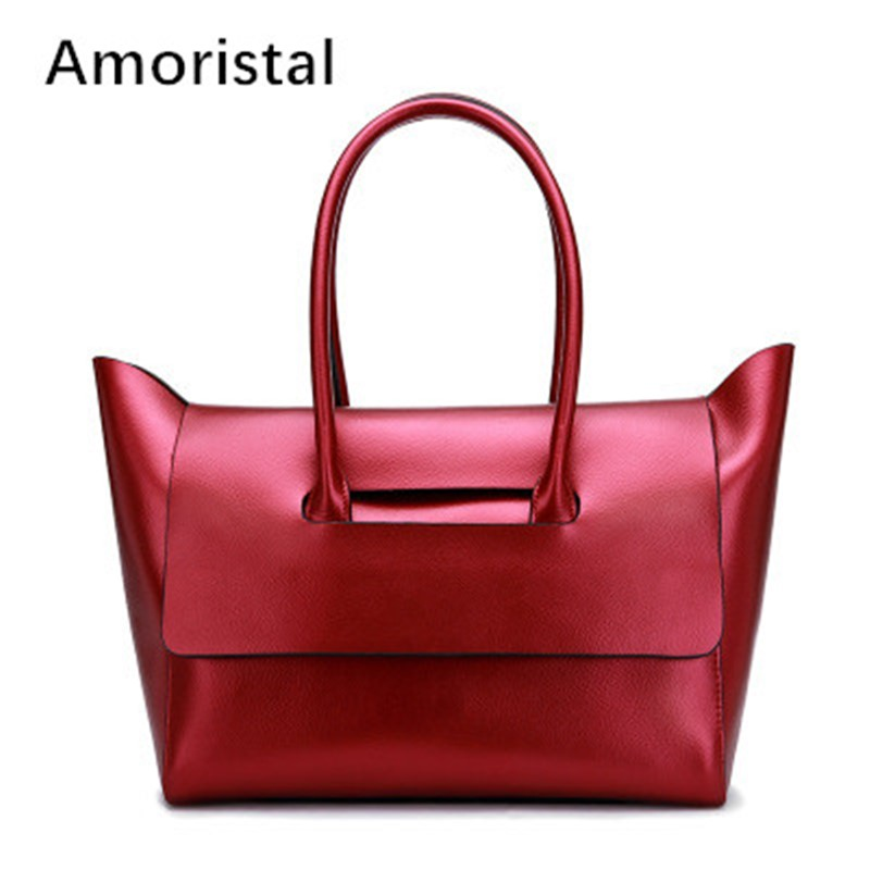 Fashion 2018 Leather Women Handbag Brand Bucket Women Bag High Quality Ladies Tote Bag New Shoulder Bags Girl Casual Tote B014-3 lauwoo women luxury brand tote bag high quality ladies casual tote bag girls vouge european and american style tote bag