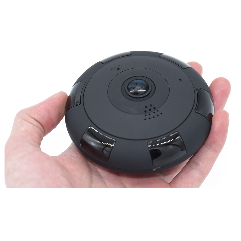 1080P WiFi Mini Panoramic Camera 360 Degree Fisheye Camera Video Storage 64GB Remote IR-CUT Onvif Audio-in1080P WiFi Mini Panoramic Camera 360 Degree Fisheye Camera Video Storage 64GB Remote IR-CUT Onvif Audio-in