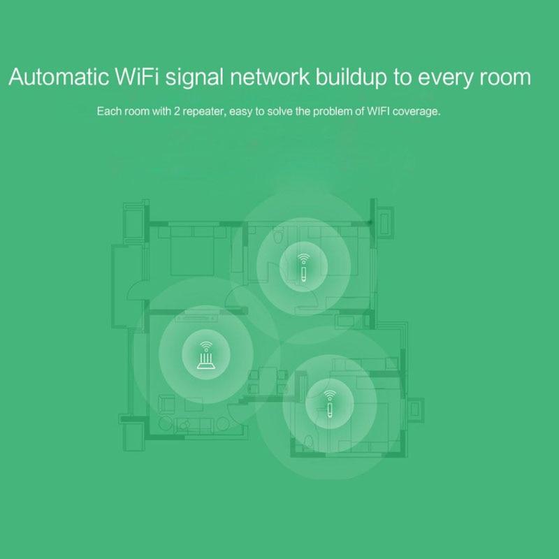 Asli xiaomi wifi mi amplifier 2 nirkabel repeater wi-fi 2 router - Peralatan jaringan - Foto 5