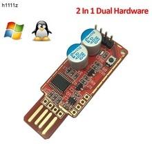 Best USB сторожевой карты компьютера таймер без присмотра автоматический перезапуск сброса модуля синий Экран игровой сервер btc ltc горно Miner