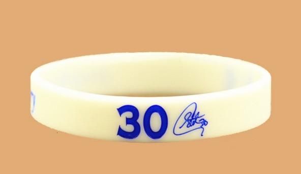 HONGXIN gift CO LTD Wholesale 100pcs/lot high quality sports silicone energy wristband power bangle basketball balance bracelet for curry signature