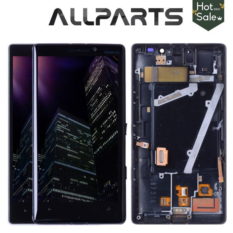 Оригинальный AMOLED 5,0 ЖК-дисплей для NOKIA Lumia 930 ЖК-дисплей Дисплей Сенсорный экран планшета Ассамблеи Замена Экран для Lumia 930 ЖК-дисплей