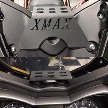 X MAX мотоциклетная Передняя подставка для телефона держатель для смартфона gps Navigaton кронштейн для Yamaha XMAX125 250 300 400