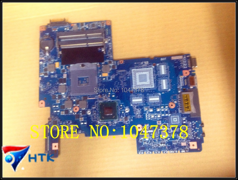 Wholesale H000033480 laptop motherboard for Toshiba C670,  100% Work Perfect  wholesale v000225020 laptop motherboard for toshiba c650 c655 100