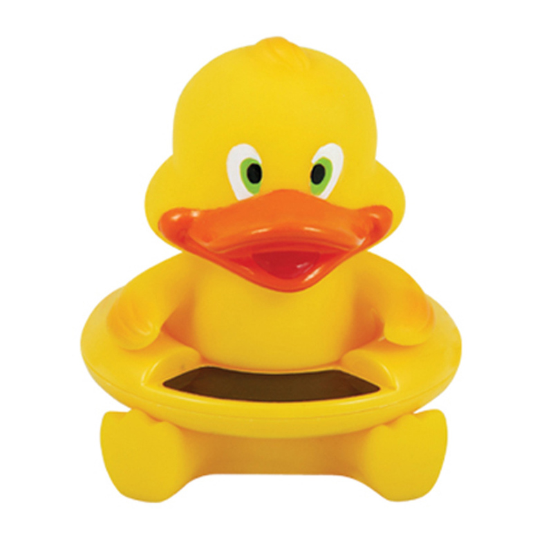 Baby Infant Bad Thermometer Niedliche Tier Form Badewanne Wasser Temperatur Tester Nsv775 Durchsichtig In Sicht Wasser-thermometer Mutter & Kinder