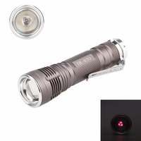 Hot Sale Zoomable Adjustable Focus 5W Infrared Light Flashlight Hunting Torch Night Vision IR Lamp 850lm
